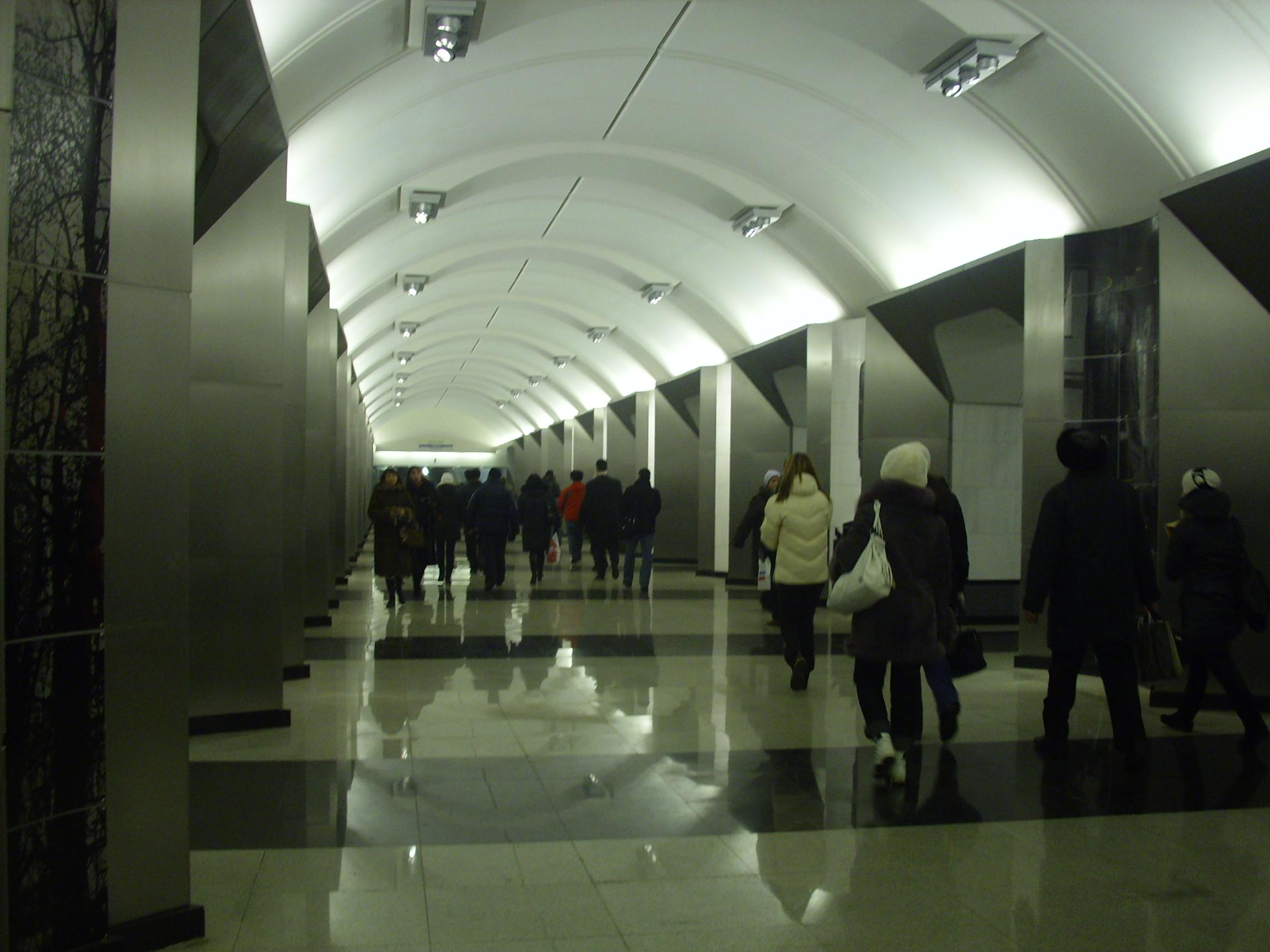Сретенский бульвар.